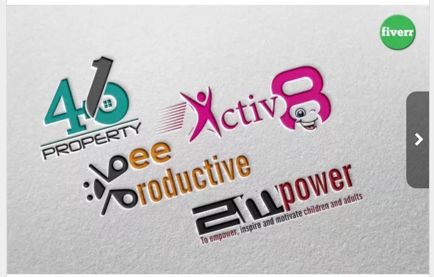 Fiverr Logo Portfolio