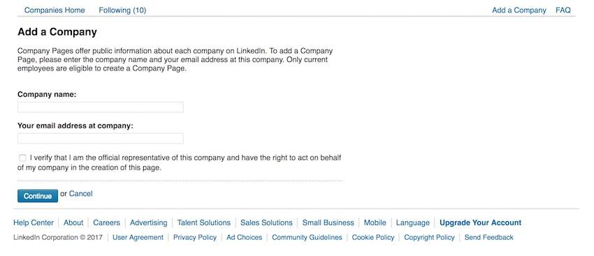 Add A Company