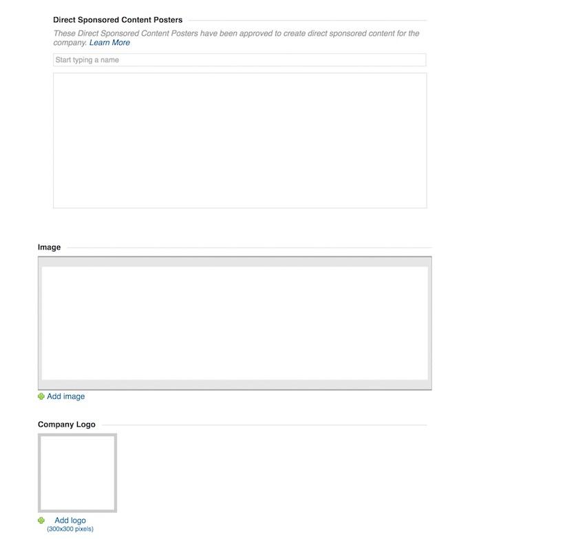 Company Setup Page 2