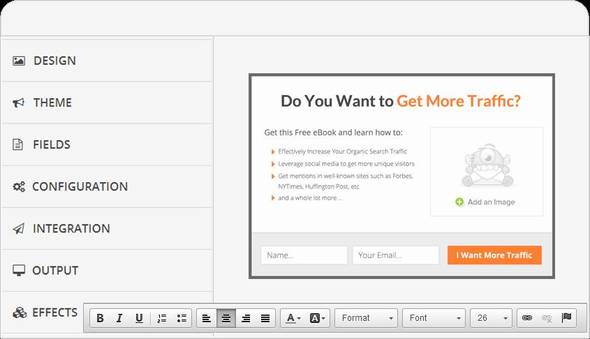 OptIn Monster Template For Whitepaper Download