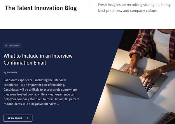 Recruitment Blogs - Lever