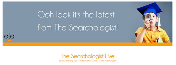 Recruitment Blogs - The Searchologist