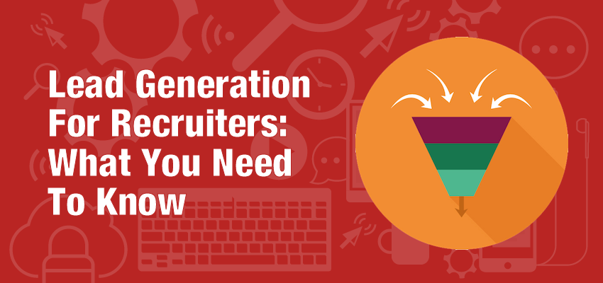Lead Generation For Recruiters Banner