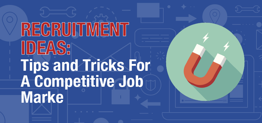 Recruitment Ideas Banner