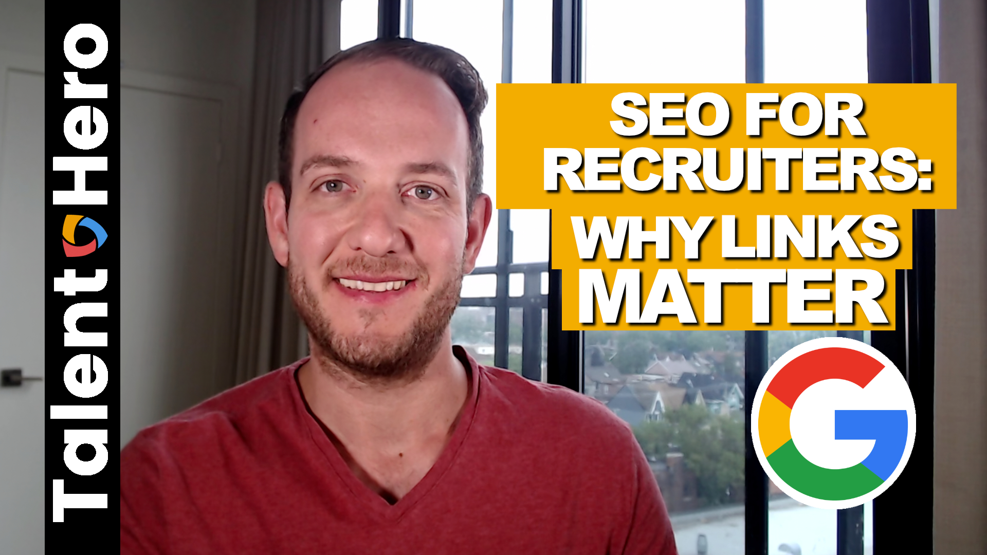 SEO For Recruiters - Why Links Matter Thumbnail