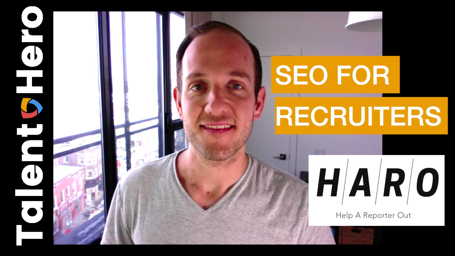 SEO For Recruiters - HARO Thumbnail