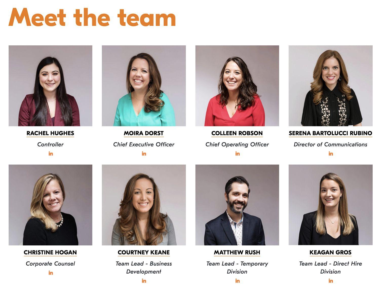 011 meet the team